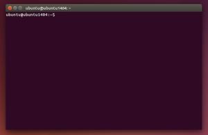 Obramowanie okien w Ubuntu 14.04.