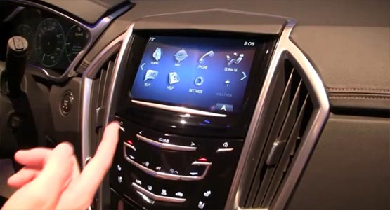 Cadillac-User-Experience-Demo