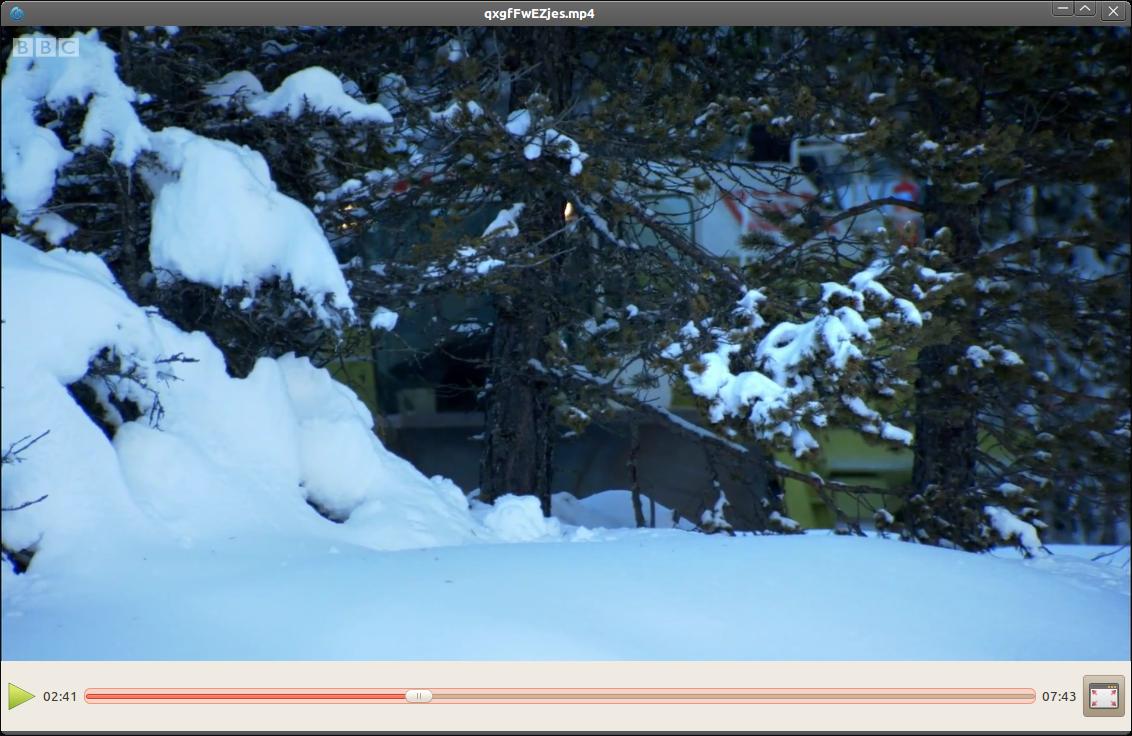 Podgląd filmu w Gloobus-preview