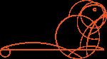 Symbol prezentujący bobra